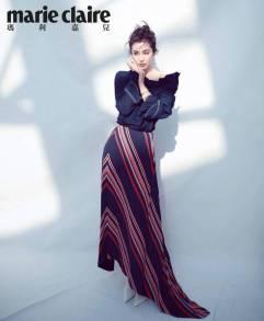 Li Bing Bing for Marie Claire HK August 2018-3
