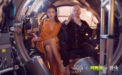 Li Bing bing & Jason Statham X Harper's Bazaar China September 2018-3