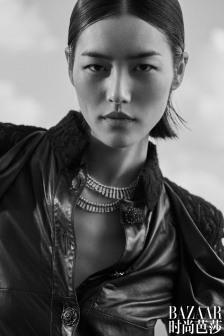 Liu Wen for Harper's Bazaar China August 2018-7