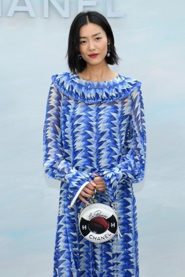Liu Wn in Chanel Resort 2019-2