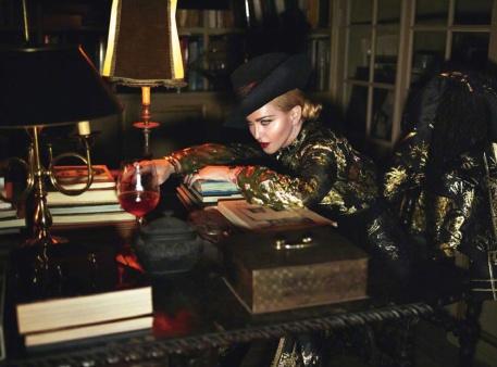 Madonna for Vogue Italia September 2018-12