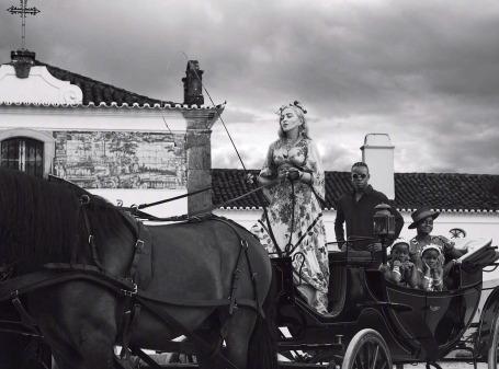 Madonna for Vogue Italia September 2018-13