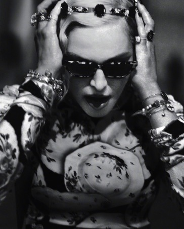 Madonna for Vogue Italia September 2018-2
