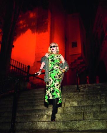 Madonna for Vogue Italia September 2018-4