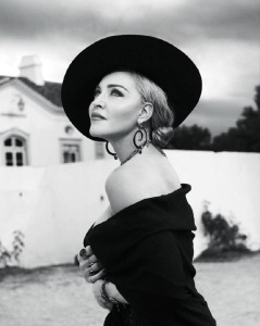 Madonna for Vogue Italia September 2018-6