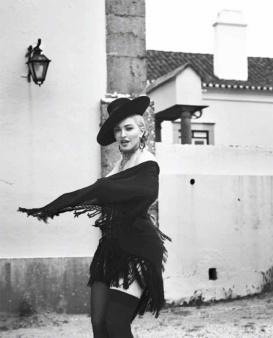 Madonna for Vogue Italia September 2018-8