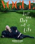 Madonna for Vogue Italia September 2018 Cover B