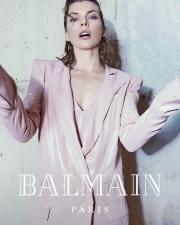 Milla Jovovich for Balmain Fall Winter 2018 Campaign-7