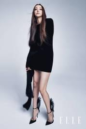 Namie Amuro ELLE HK August 2018-1