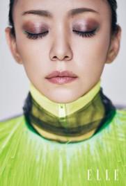 Namie Amuro ELLE HK August 2018-2