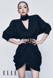 Namie Amuro ELLE HK August 2018-4