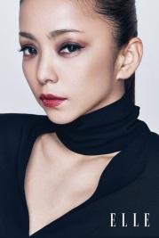 Namie Amuro ELLE HK August 2018-5