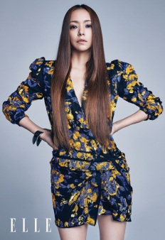 Namie Amuro ELLE HK August 2018-6