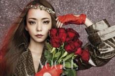 Namie Amuro Vogue Taiwan July 2018-1
