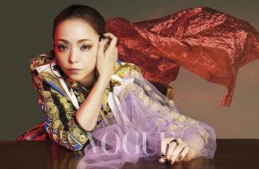 Namie Amuro Vogue Taiwan July 2018-11