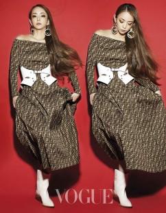 Namie Amuro Vogue Taiwan July 2018-3