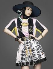 Namie Amuro Vogue Taiwan July 2018-5