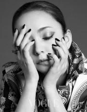 Namie Amuro Vogue Taiwan July 2018-6