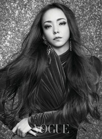 Namie Amuro Vogue Taiwan July 2018-9