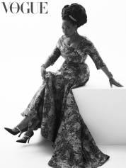 Oprah Winfrey Vogue UK August 2018-2