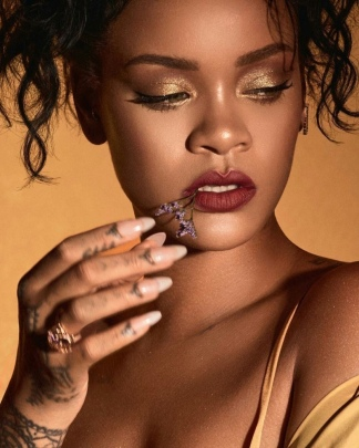 Rihanna Fenty Beauty Moroccan Spice Campaign-5