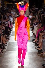 Schiaparelli Fall 2018 Couture Look 10