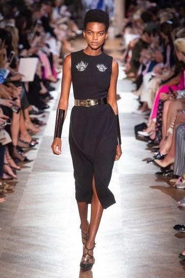 Schiaparelli Fall 2018 Couture Look 12