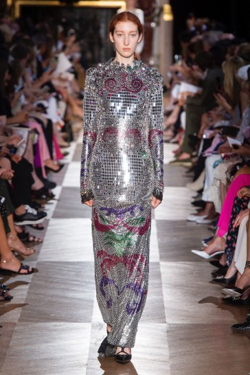 Schiaparelli Fall 2018 Couture Look 40