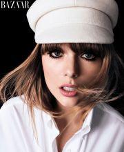 Taylor Swift X Harper's Bazaar August 2018-4