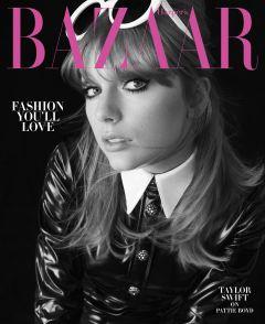 Taylor Swift X Harper's Bazaar August 2018 Cover B