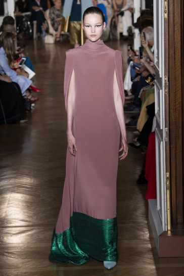 Valentino Fall 2018 Couture Look 12