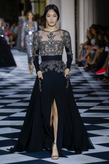Zuhair Murad Fall 2018 Couture Look 25