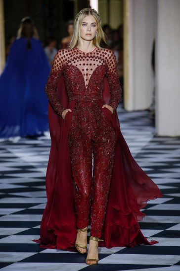 Zuhair Murad Fall 2018 Couture Look 39