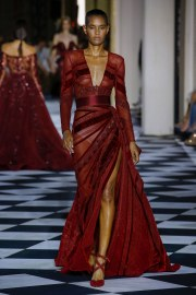 Zuhair Murad Fall 2018 Couture Look 41
