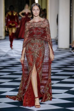 Zuhair Murad Fall 2018 Couture Look 45