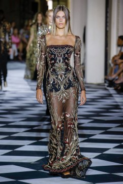 Zuhair Murad Fall 2018 Couture Look 5