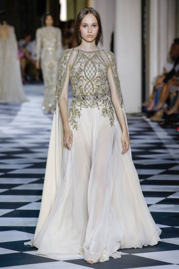 Zuhair Murad Fall 2018 Couture Look 51