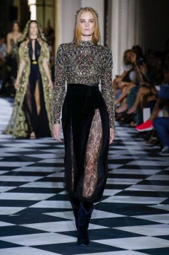 Zuhair Murad Fall 2018 Couture Look 6