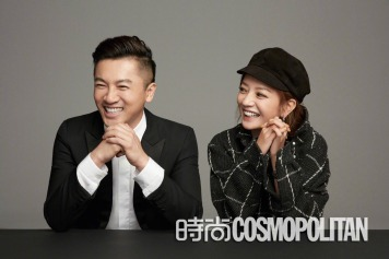 Alec Su & Zhao Wei for Cosmopolitan China September 2018-5