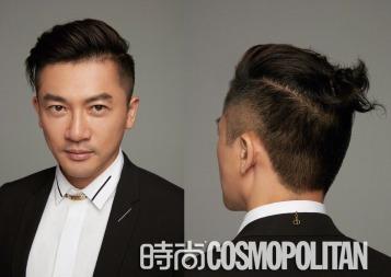 Alec Su & Zhao Wei for Cosmopolitan China September 2018-6