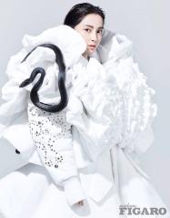 Angelababy X Madame Figaro China September 2018-1