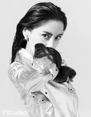 Angelababy X Madame Figaro China September 2018-3