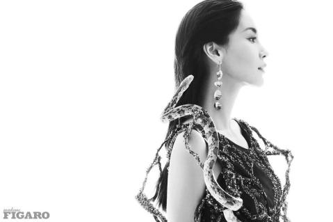 Angelababy X Madame Figaro China September 2018-6