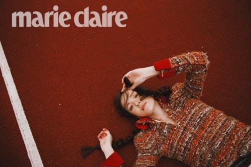Ann Hsu for Marie Claire Taiwan August 2018-6
