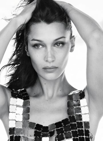 Bella Hadid for Allure September 2018-4