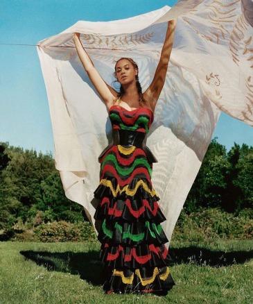Beyoncé for Vogue US September 2018-1