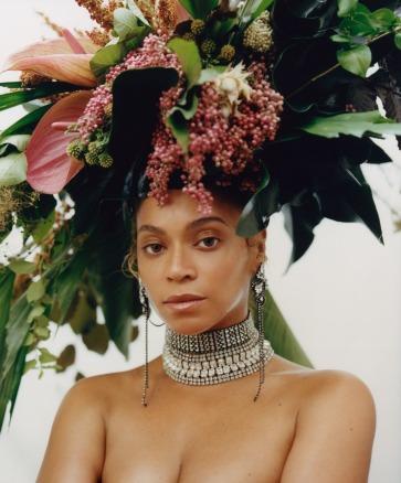 Beyoncé for Vogue US September 2018-2