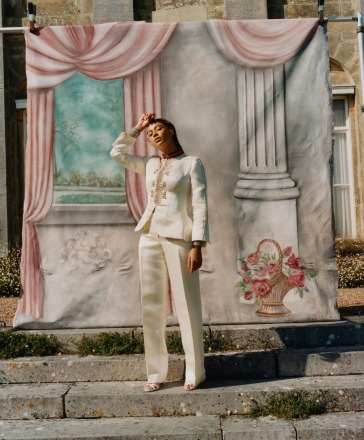 Beyoncé for Vogue US September 2018-9