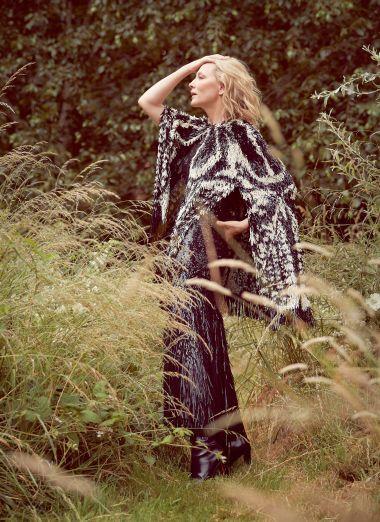 Cate Blanchett for Harper's Bazaar UK October 2018-3