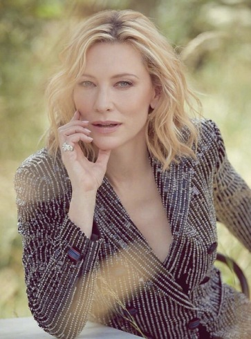 Cate Blanchett X Harper's Bazaar UK October 2018-1